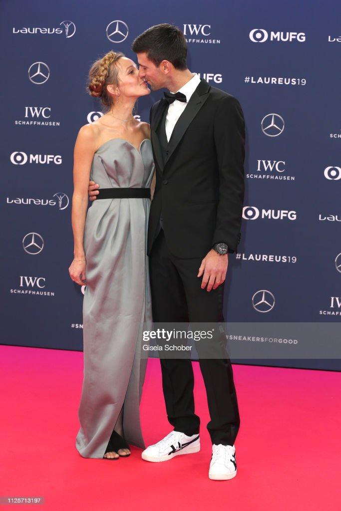 Laureus World Sports Awards 2019 : News Photo