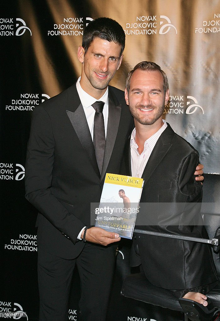 The Novak Djokovic Foundation Inaugural Dinner