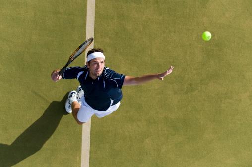 Tennis Player 108348869
