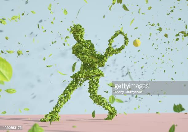 tennis player - drive ball sports stock pictures, royalty-free photos & images