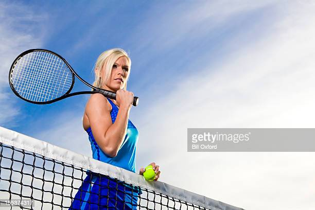 Sexy Tennis Women Stock Photos And Pictures  Getty Images-8777