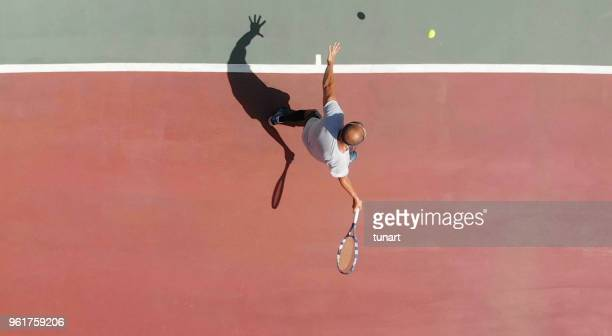 tennis player - tennis player stock pictures, royalty-free photos & images