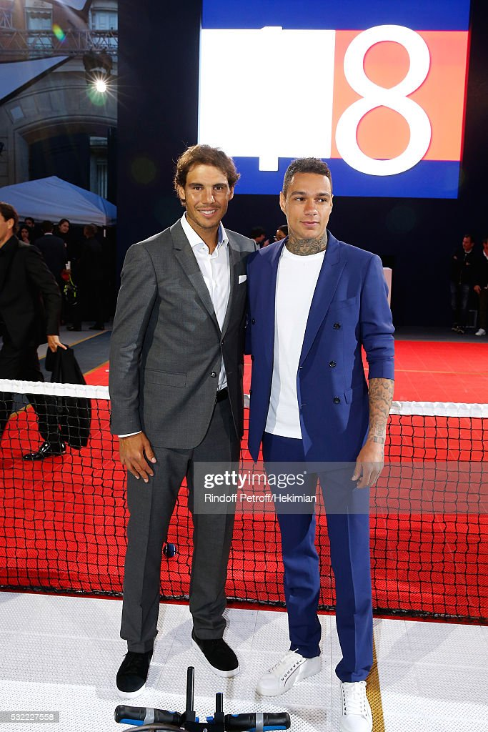 Tommy Hilfiger Hosts Tommy X Nadal Party - Tennis Soccer