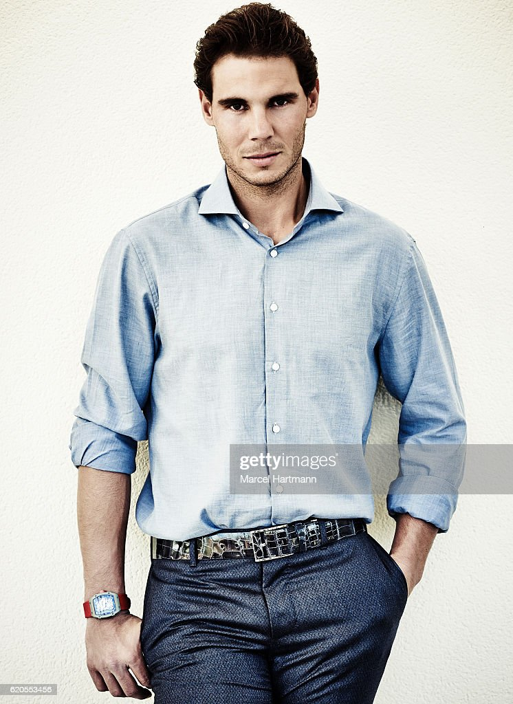 Rafael Nadal, Self assignment, July 25, 2014 : Photo d'actualité