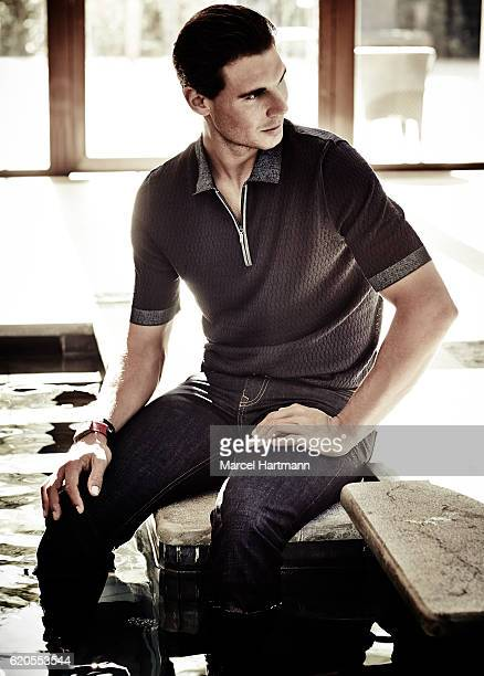 Tennis player Rafael Nadal is photographed on July 25 2014 in Cannes France Photo by Marcel Hartmann/Contour by Getty Images