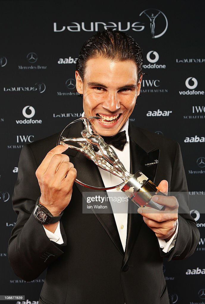 A Look Back At The Laureus World Sports Awards