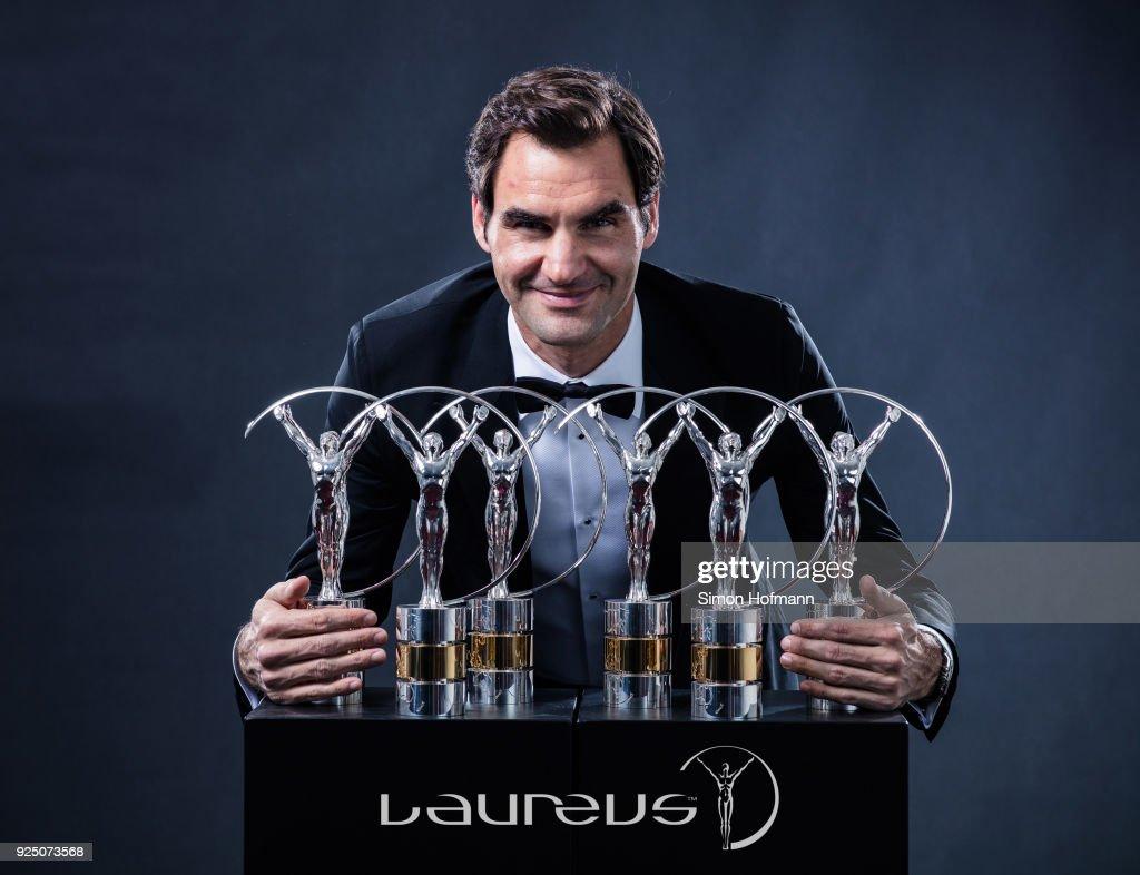 Winners Press Conference and Photocalls - 2018 Laureus World Sports Awards - Monaco