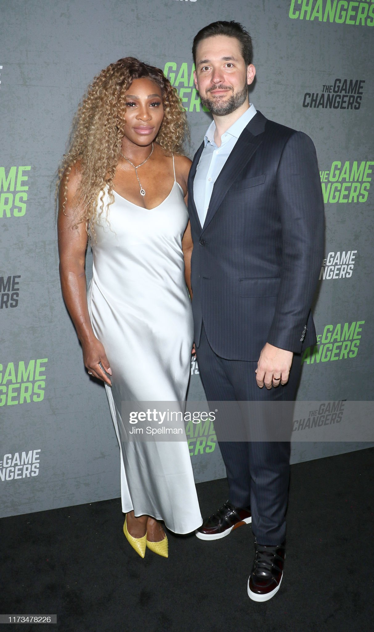 """The Game Changers"" New York Premiere : News Photo"