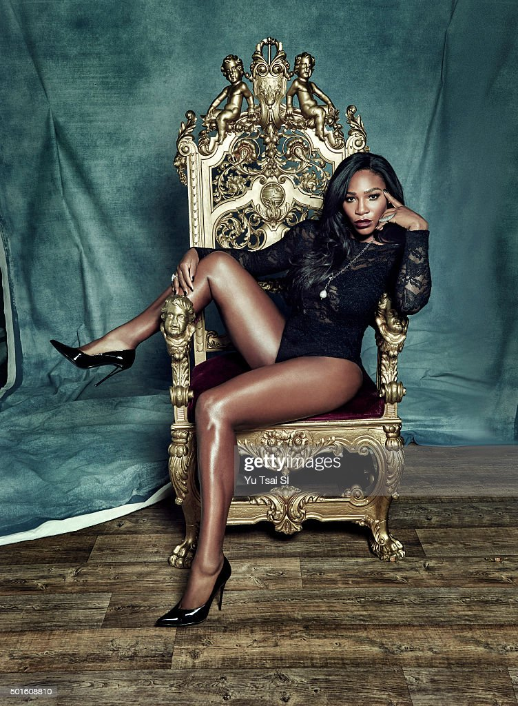 Serena Williams, Sports Illustrated, December 21, 2015