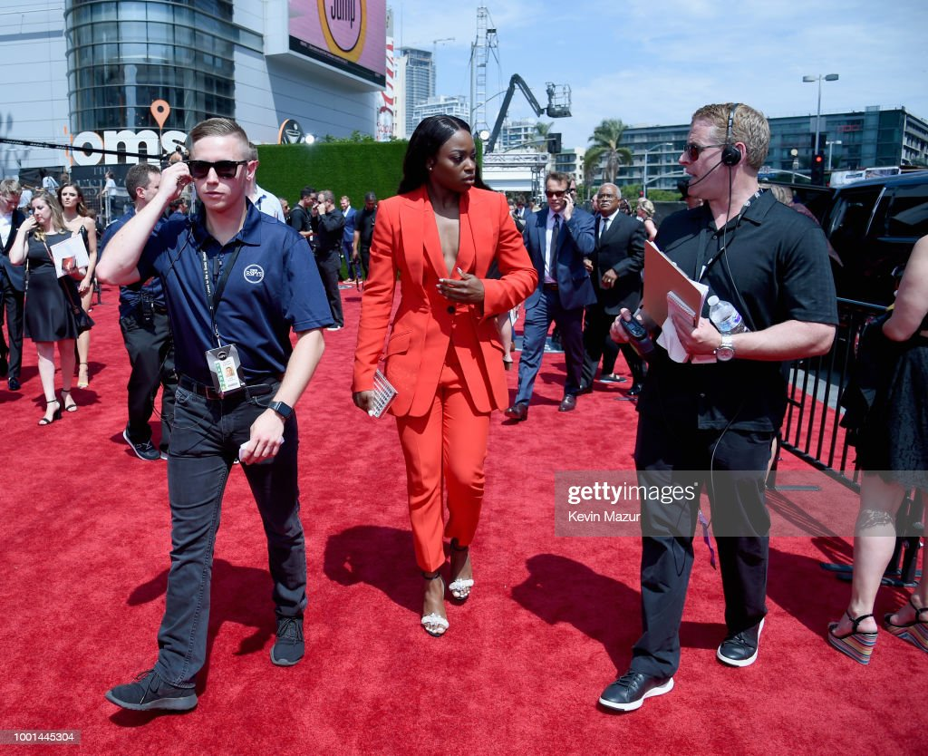 The 2018 ESPYS - Red Carpet : News Photo