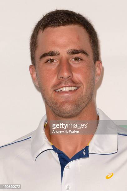 Tennis player Steve Johnson attends the 13th Annual BNP PARIBAS TASTE OF TENNIS, benefitting New York Junior Tennis & Learning at the W New York...