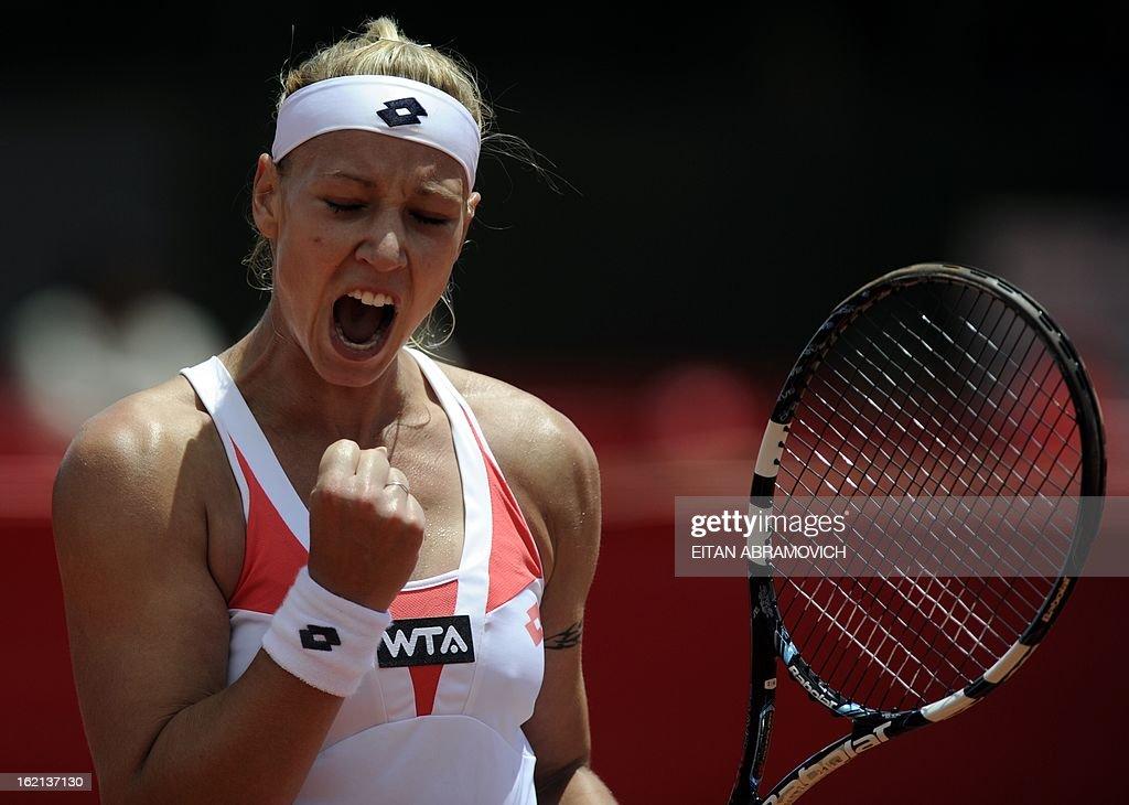 TENNIS-WTA-BOGOTA-MRDEZA : News Photo