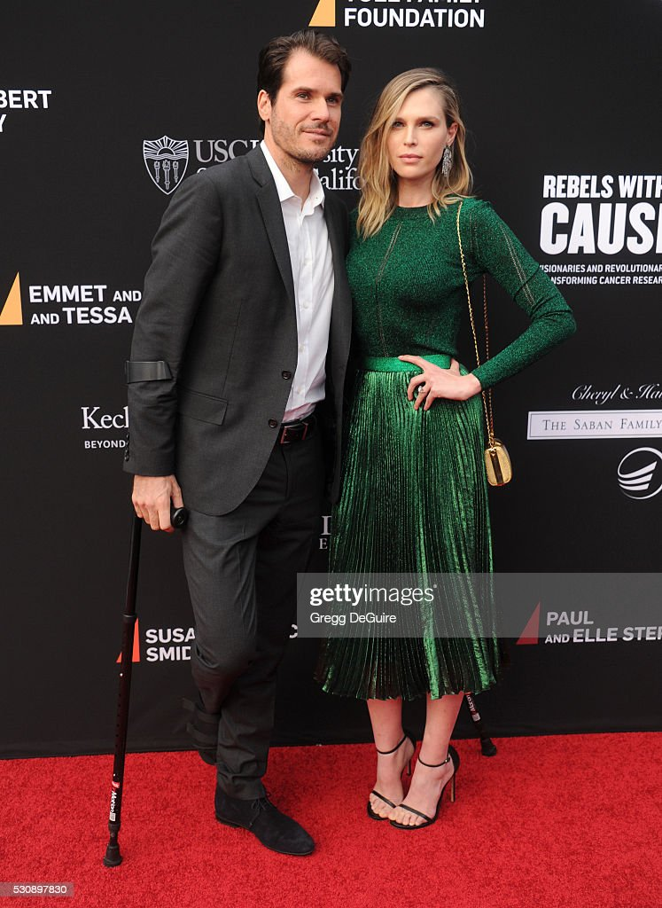 3rd Biennial Rebels With A Cause Fundraiser - Arrivals : ニュース写真