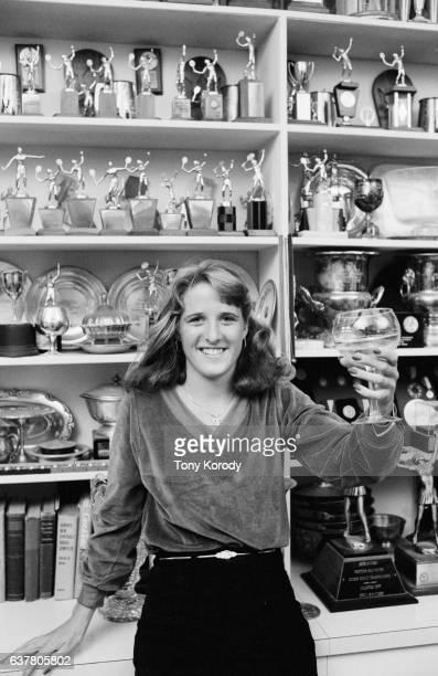Tennis Player Tracy Austin