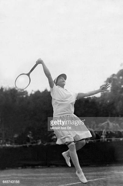 Tennis player USA*The tennis player in the court during a matchVintage property of ullstein bild