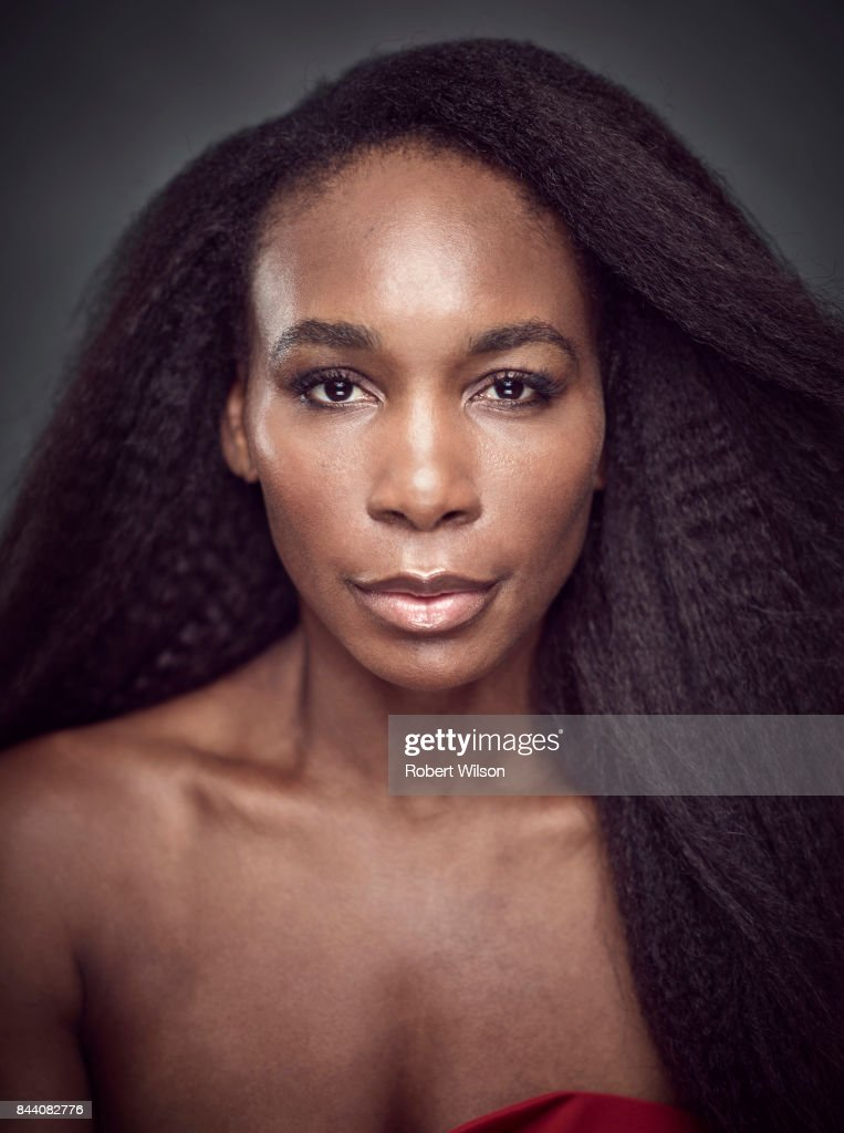Tennis player Venus Williams is photographed for the Times on May 23, 2017 in Paris, France.