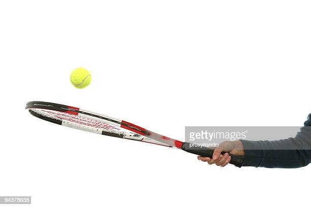 tennis racket - tennis racket stock pictures, royalty-free photos & images