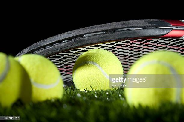 Racchetta da Tennis e palle