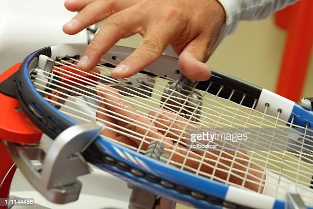 テニス restring