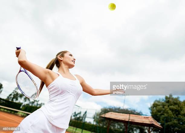 テニスサービス