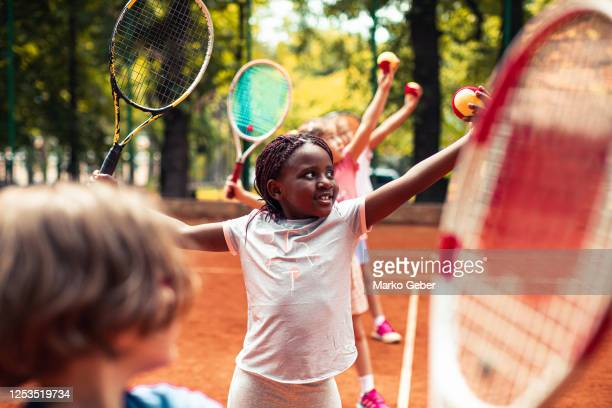 tennis serving practice - serving sport stock pictures, royalty-free photos & images