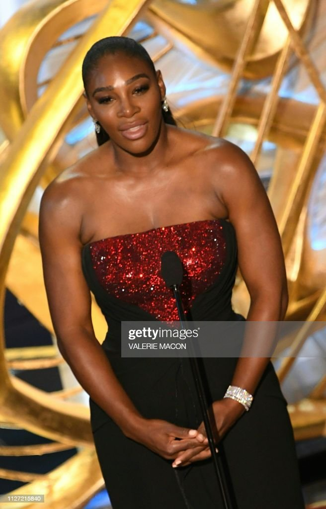 US-OSCARS-SHOW : News Photo