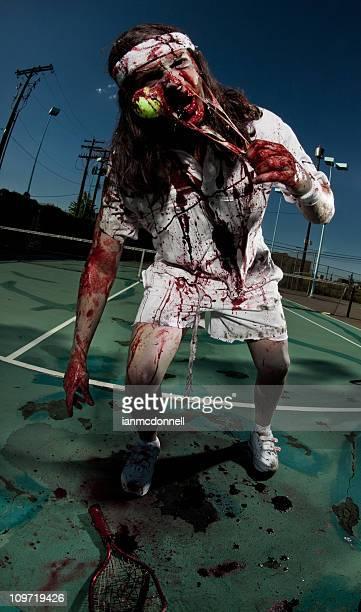 テニスゾンビー