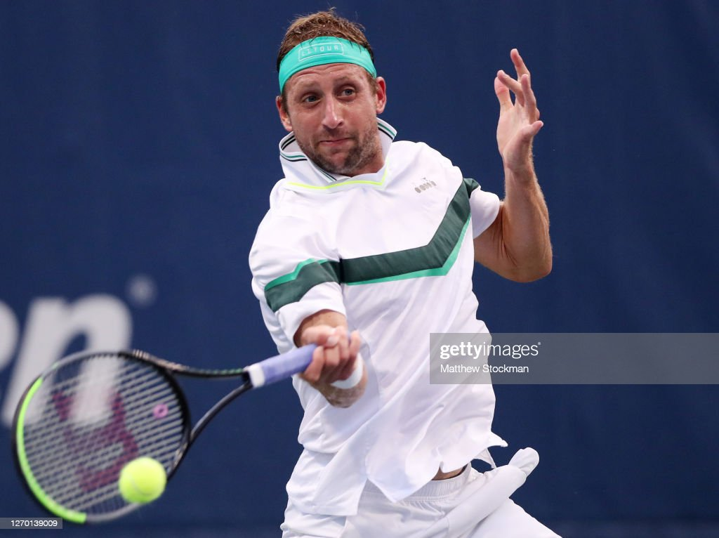 2020 US Open - Day 2 : News Photo