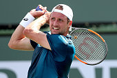 indian wells ca tennys sandgren returns
