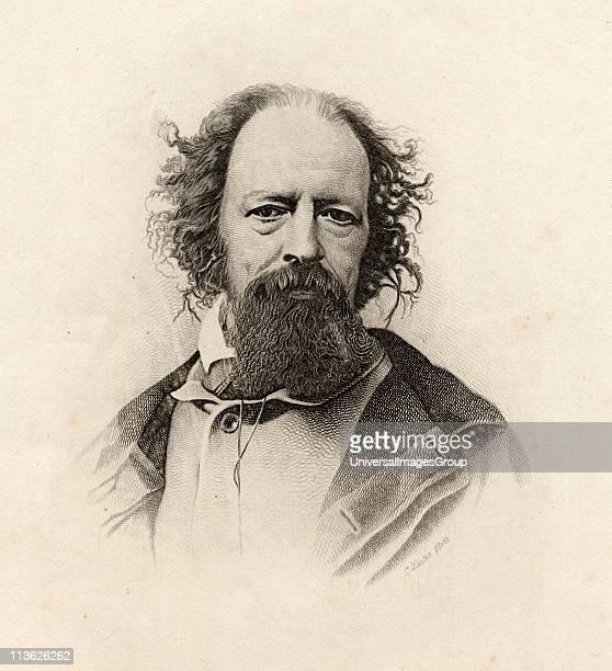 60 Fotos E Imágenes De Gran Calidad De Lord Alfred Tennyson