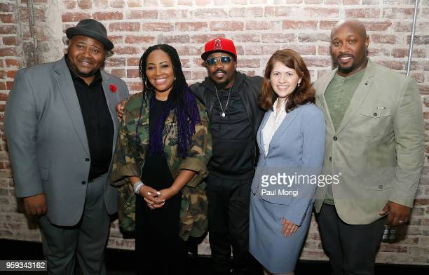 Tenor Issachah Savage singer Lalah Hathaway singer songwriter and producer Anthony Hamilton Nazaneen Grant MD Associate Professor of Otolaryngology...