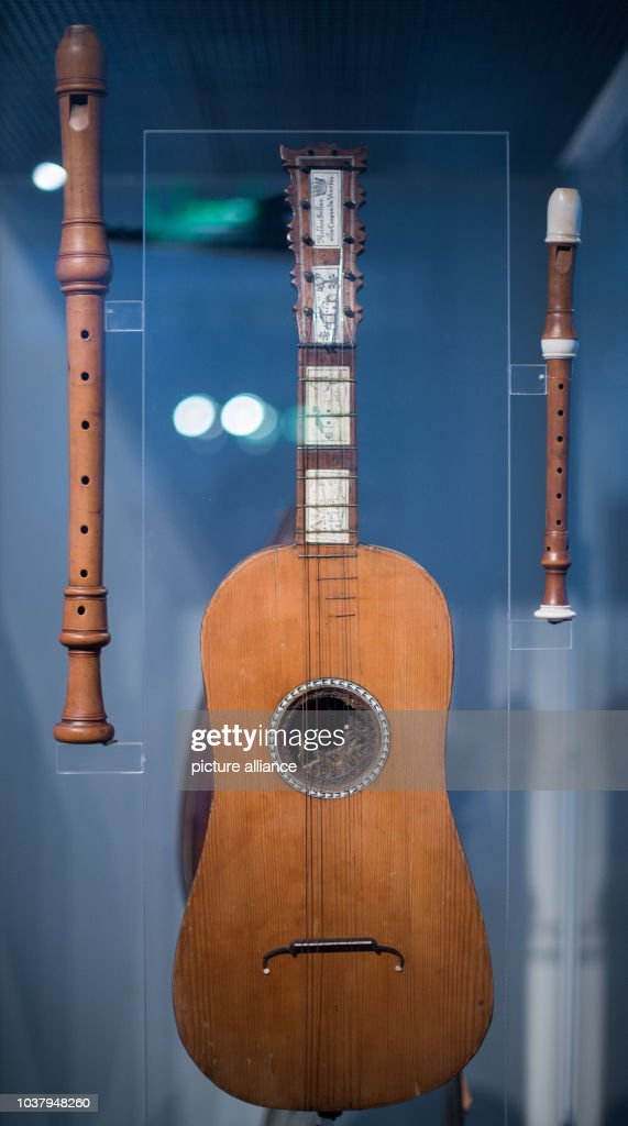 Musical instruments in the Grassi Museum : News Photo