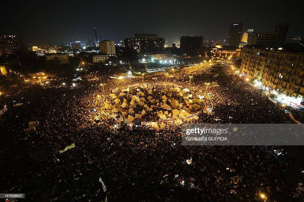 EGYPT-POLITICS-DEMO : News Photo