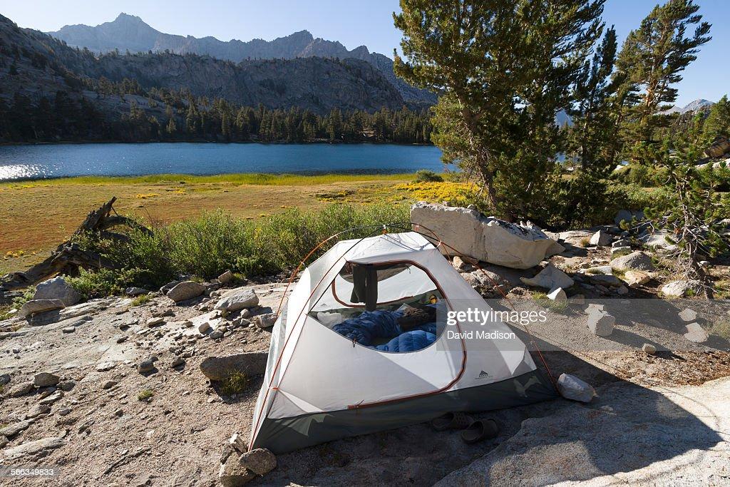 Camping : News Photo