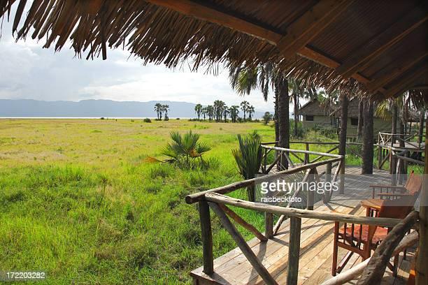 Tented Safari Lodge Overlooking Lake Manyara National Park