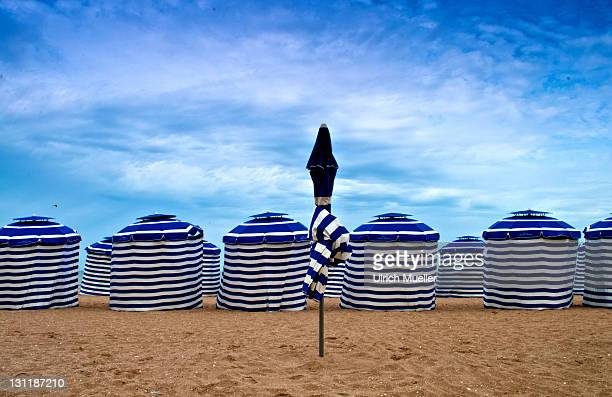 tents - calvados stock pictures, royalty-free photos & images