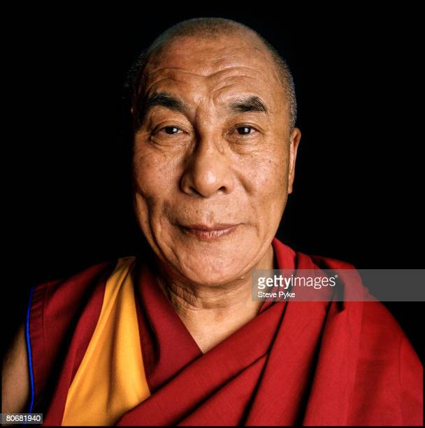 Tenzin Gyatso the 14th Dalai Lama circa 1996