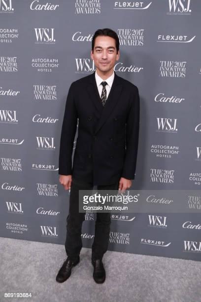 Tenzin Wild during the WSJ Magazine 2017 Innovator Awards at Museum of Modern Art on November 1 2017 in New York City