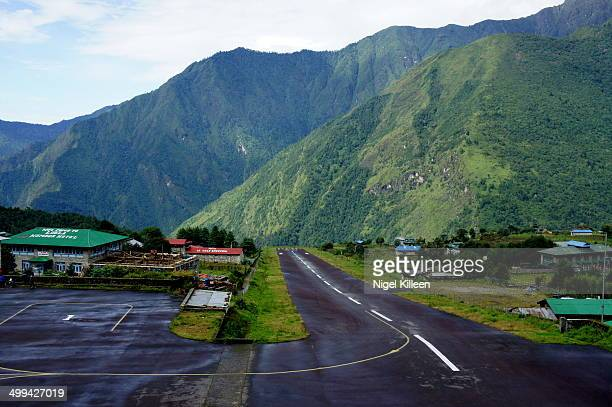 CONTENT] Tenzing Hillary airport The notorious airstrip and gateway to Nepal's Everest