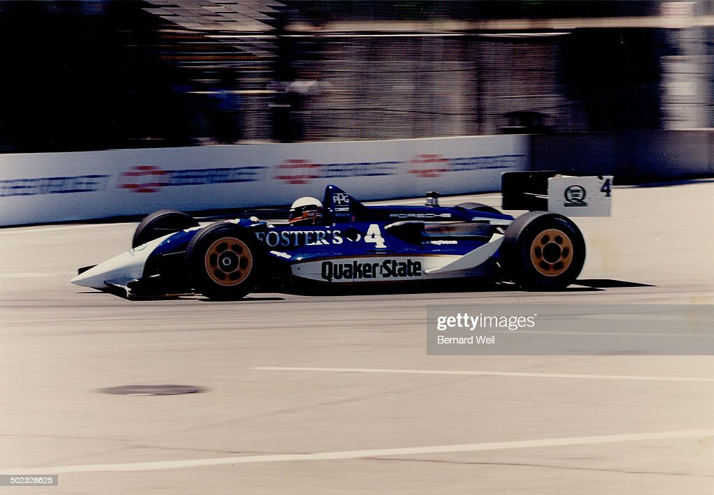 Teo Fabi: Age; 35; home; Milan; Italy and North Wales; Penn; status; married with 1 child; indy-car  : News Photo