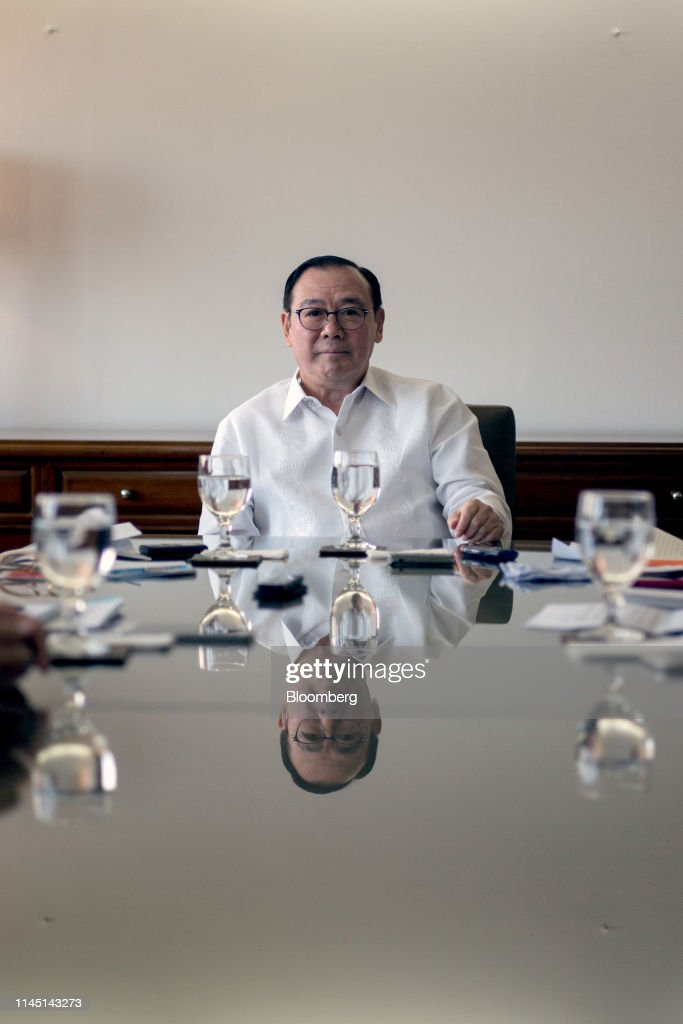 PHL: Philippine Foreign Affairs Secretary Teodoro Locsin Says China Has More to Offer Than U.S.