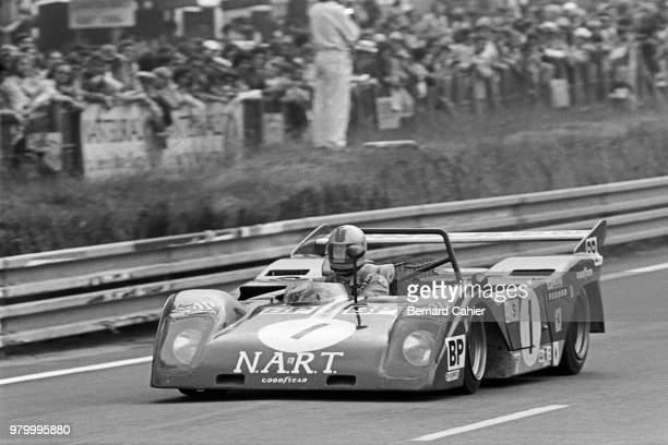 Teodoro Zeccoli Ferrari 312P 24 Hours of Le Mans Le Mans 16 June 1974