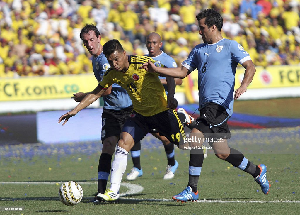 Colombia v Uruguay - South American Qualifiers