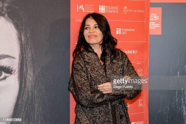 Teona Strugar Mitevska attends the Opening Ceremony for the 37th Torino Film Festival on November 22, 2019 in Turin, Italy.