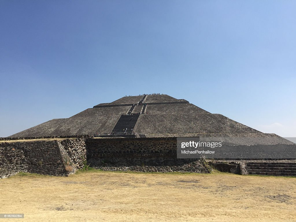 Teotihuacan : Stock Photo