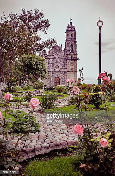 Tepotzotlan, Estado de Mexico.