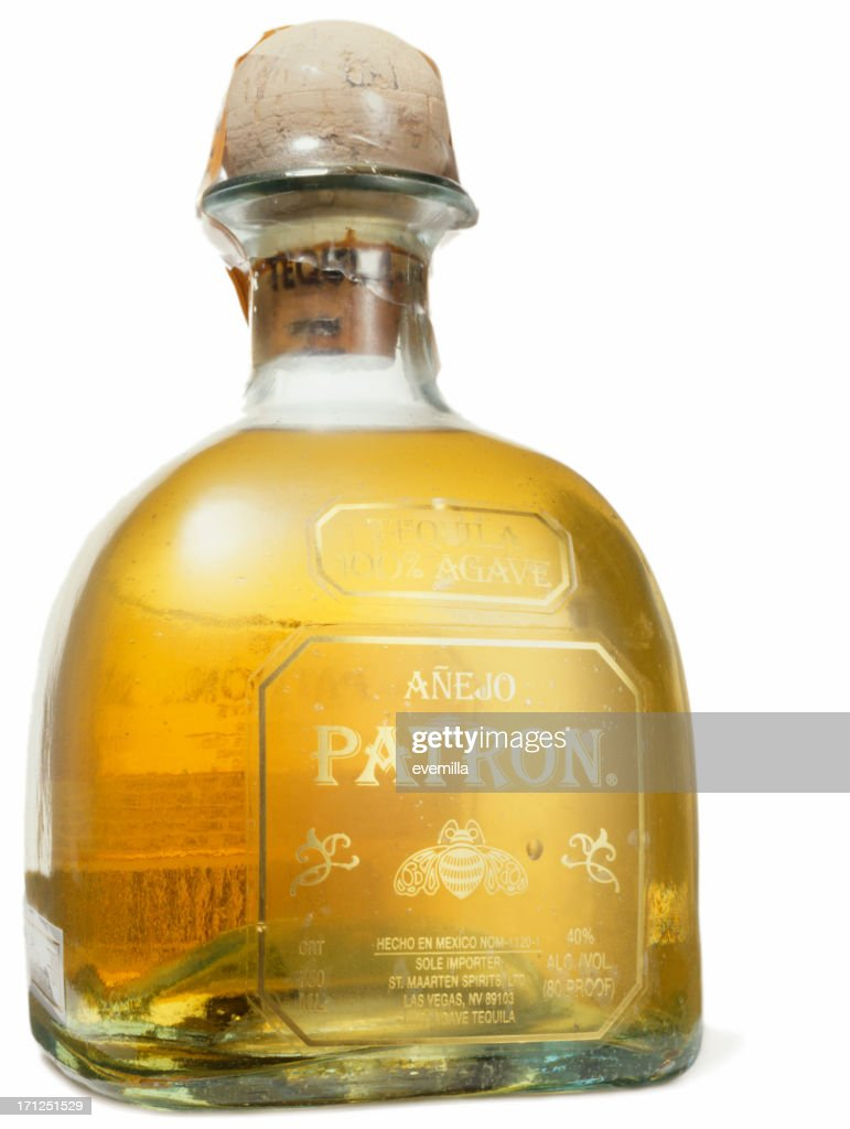 Tequila Bottle : Stock Photo
