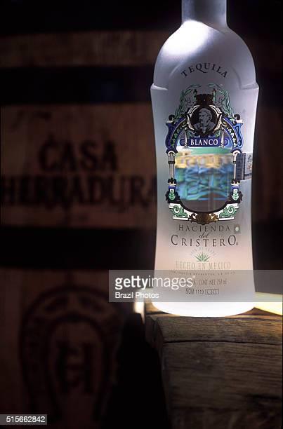 Tequila Hacienda del Cristero from Herradura alembic industry Amatitan Jalisco State Mexico