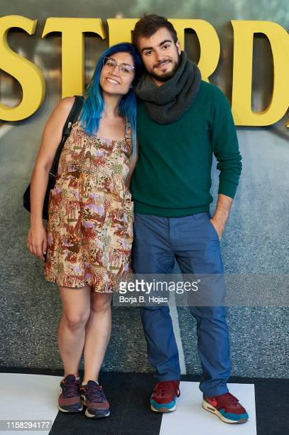 Ter and Jaime Altozano attends Yesterday premiere at Capitol Cinema on June 25 2019 in Madrid Spain