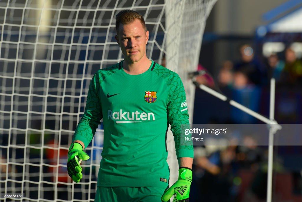Leganes v Barcelona - La Liga : ニュース写真